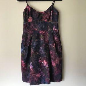 Nanette Lepore Printed Cocktail Dress